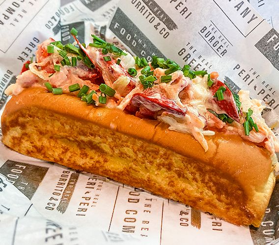 The American Lobster Roll