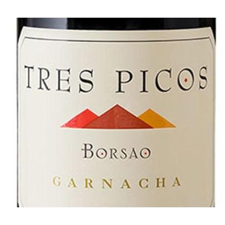 TRES PICOS-BORSAO