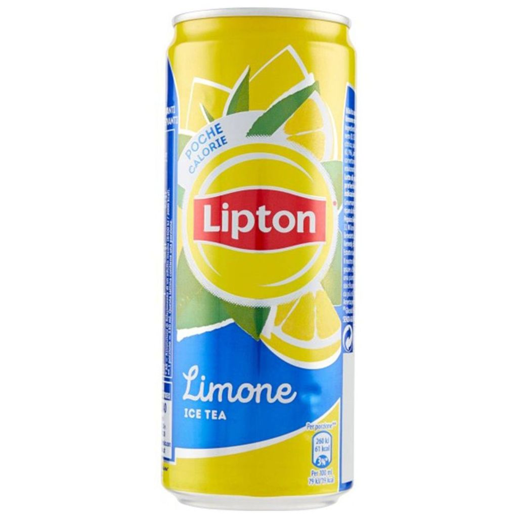 LIPTON TEA LEMON