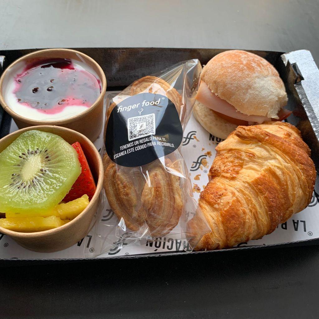 Breakfast Box para 1