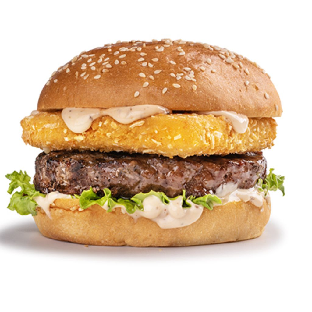 Fundy O'Clock Burger