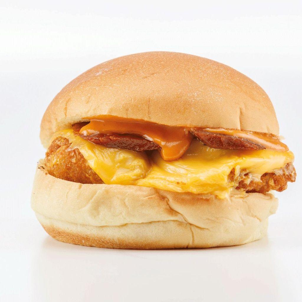 Beyond Crispy Chicken burger