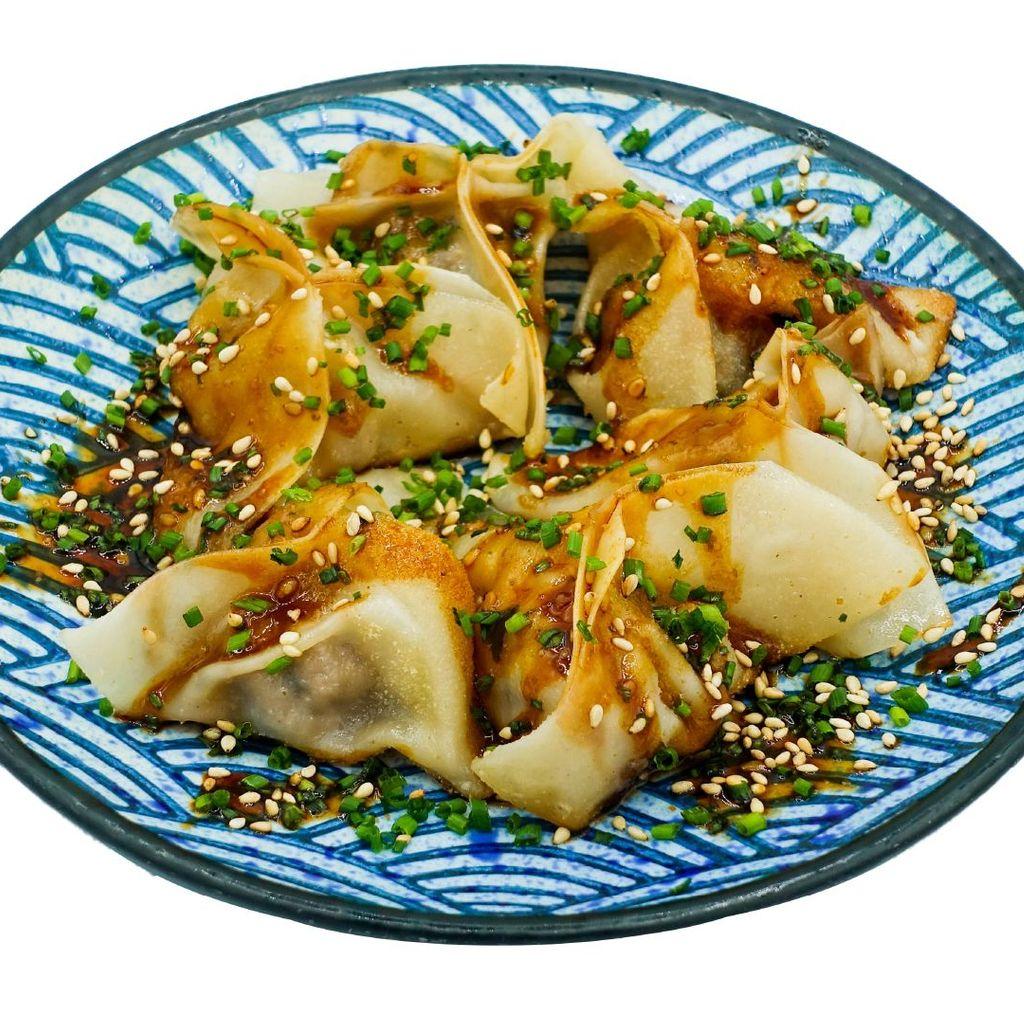 Dumplings Fassona e Shiitake (6pz)
