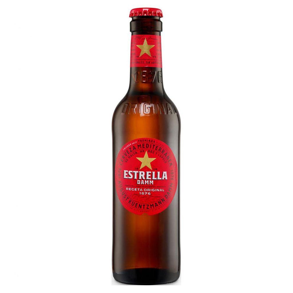 Estrella Damm 0.33L