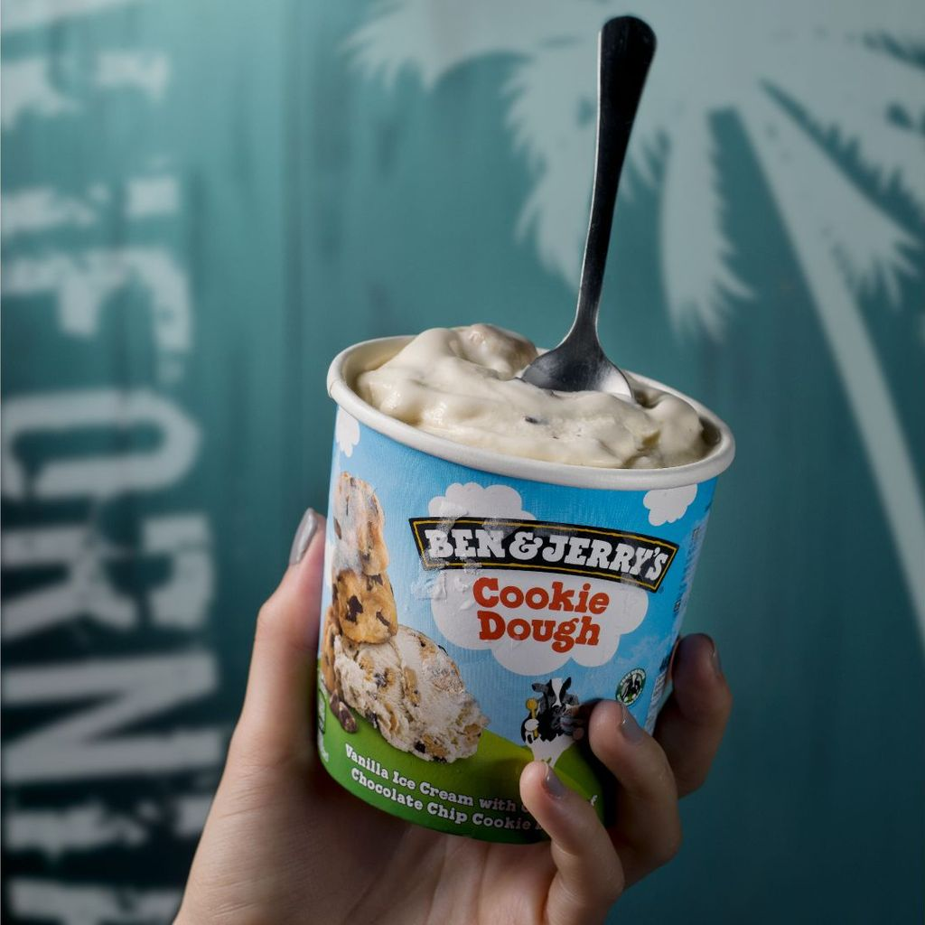 Ben & Jerry's Cookie Dough 465ml