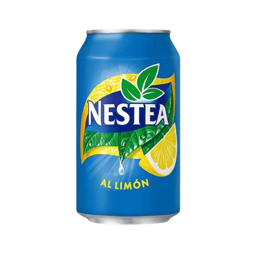 Lata Nestea Limón 33 cl