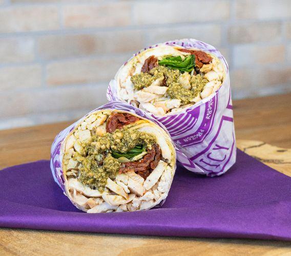 Italian Delight Wrap