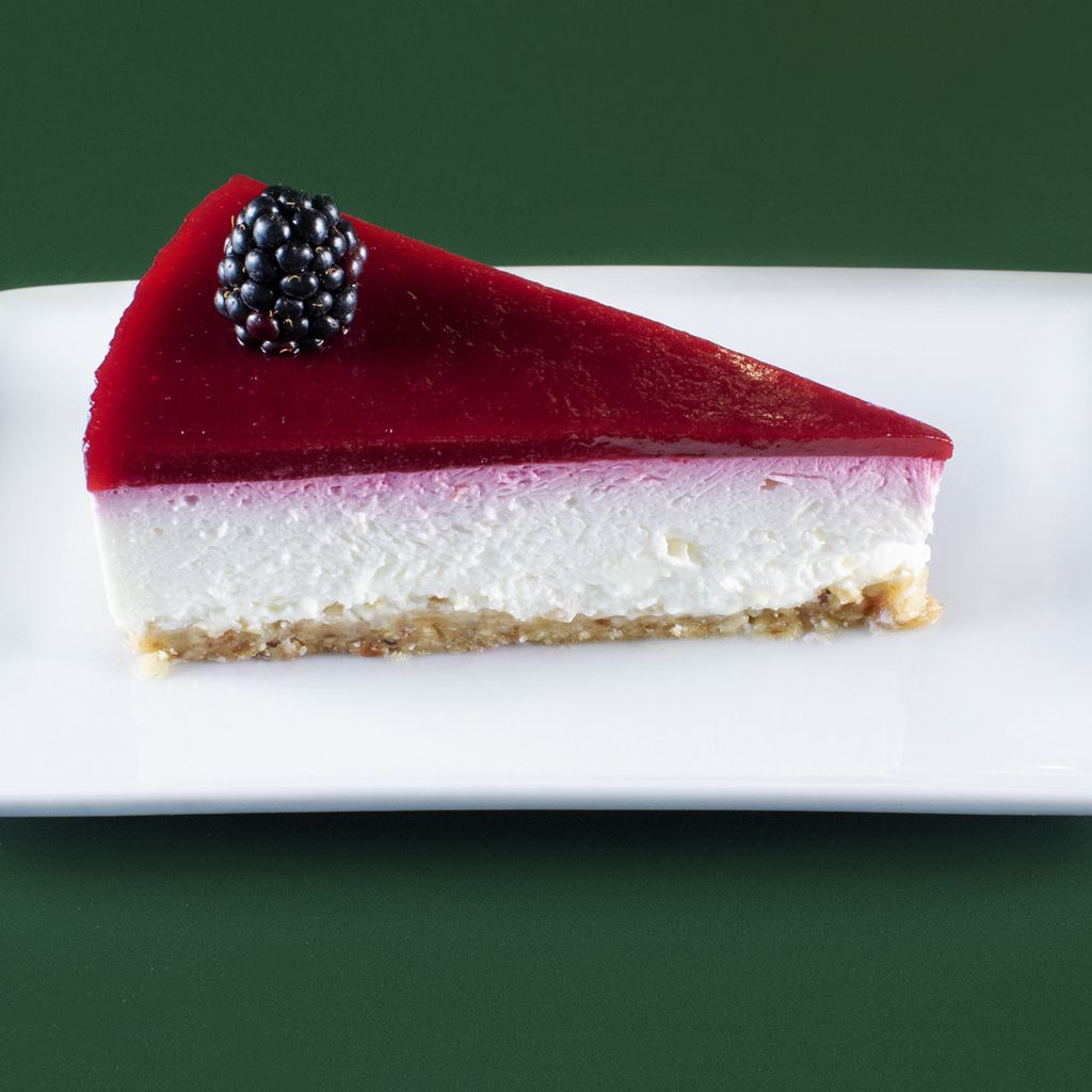 Cheesecake al Lampone Glutenfree