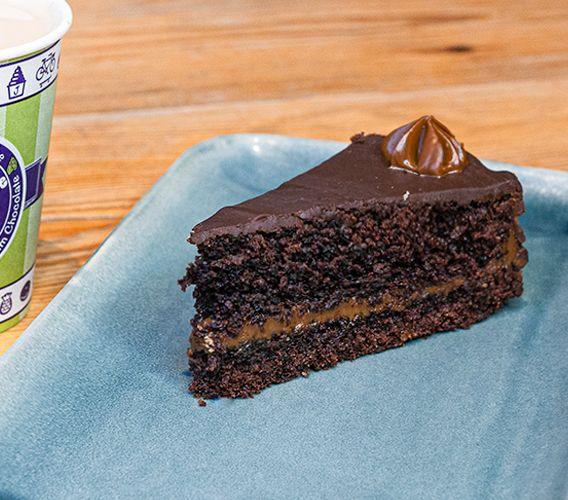 Tarta Chocolate & Dulce de Leche
