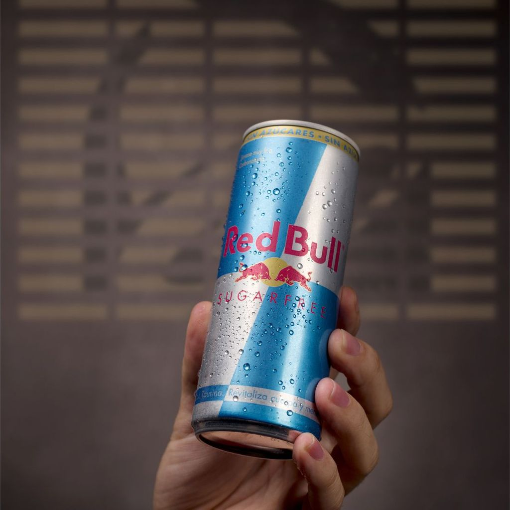 ¡Nuevo! Red Bull Sugarfree