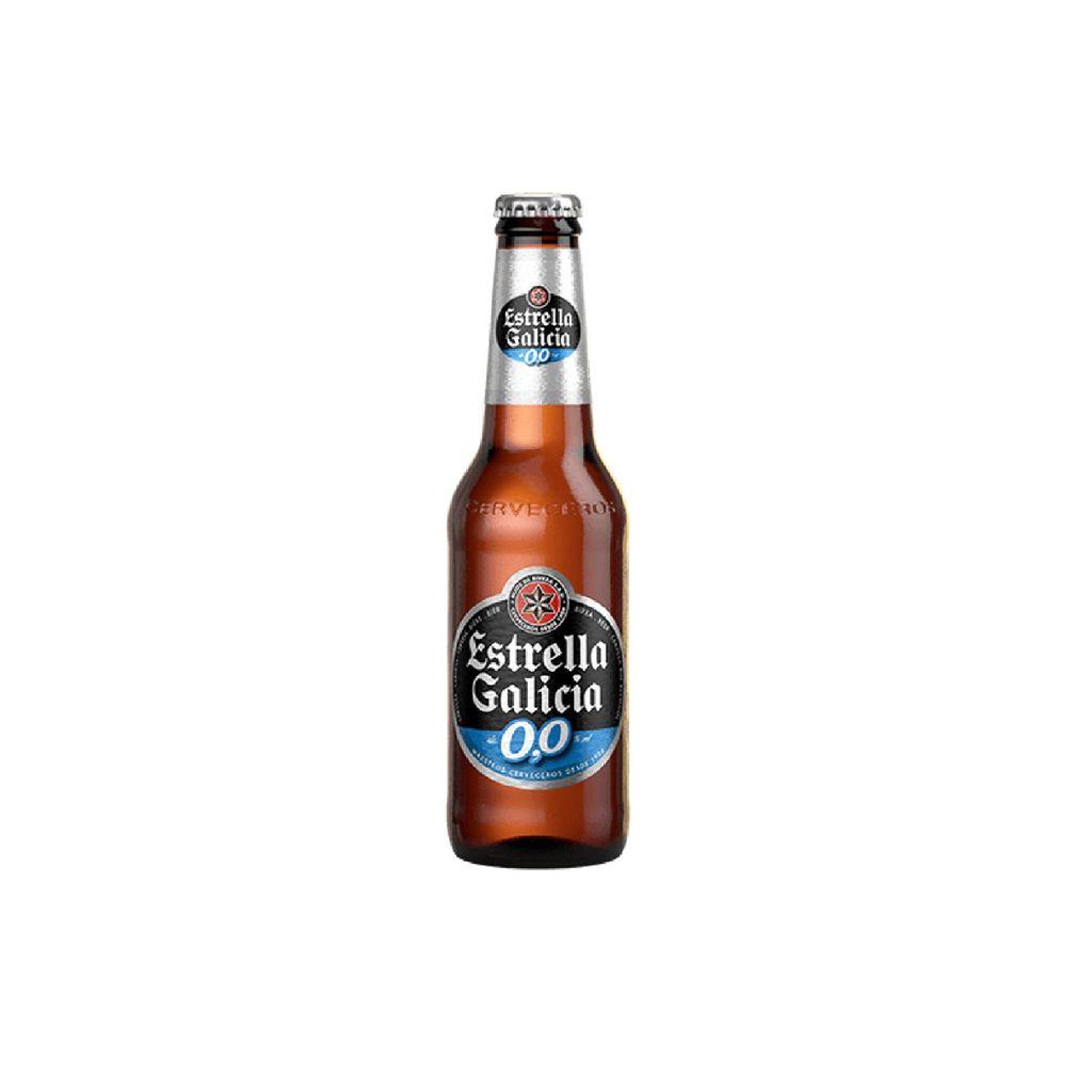 Estrella Galicia 0,0 33cl