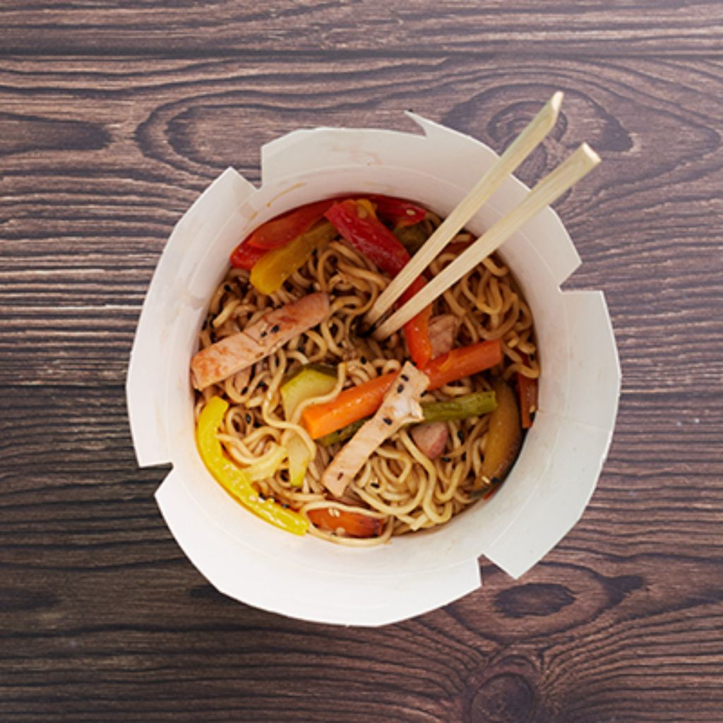 Wok de noodles