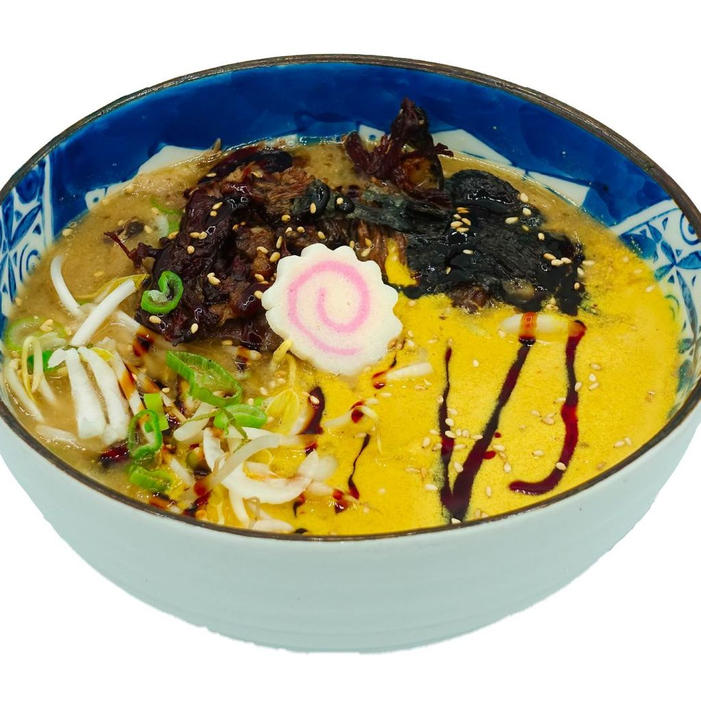 Ramen Curry Manzo