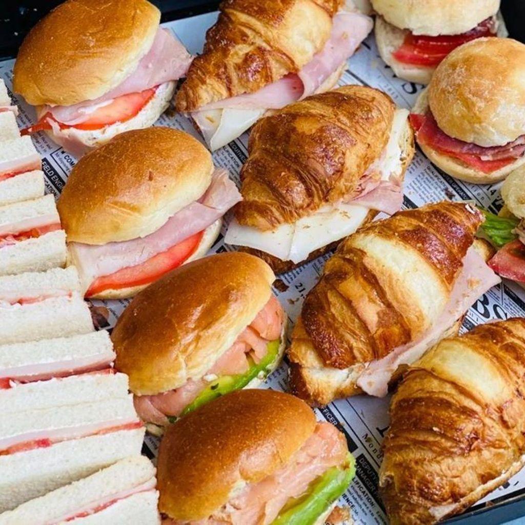 Lunch Box para 4