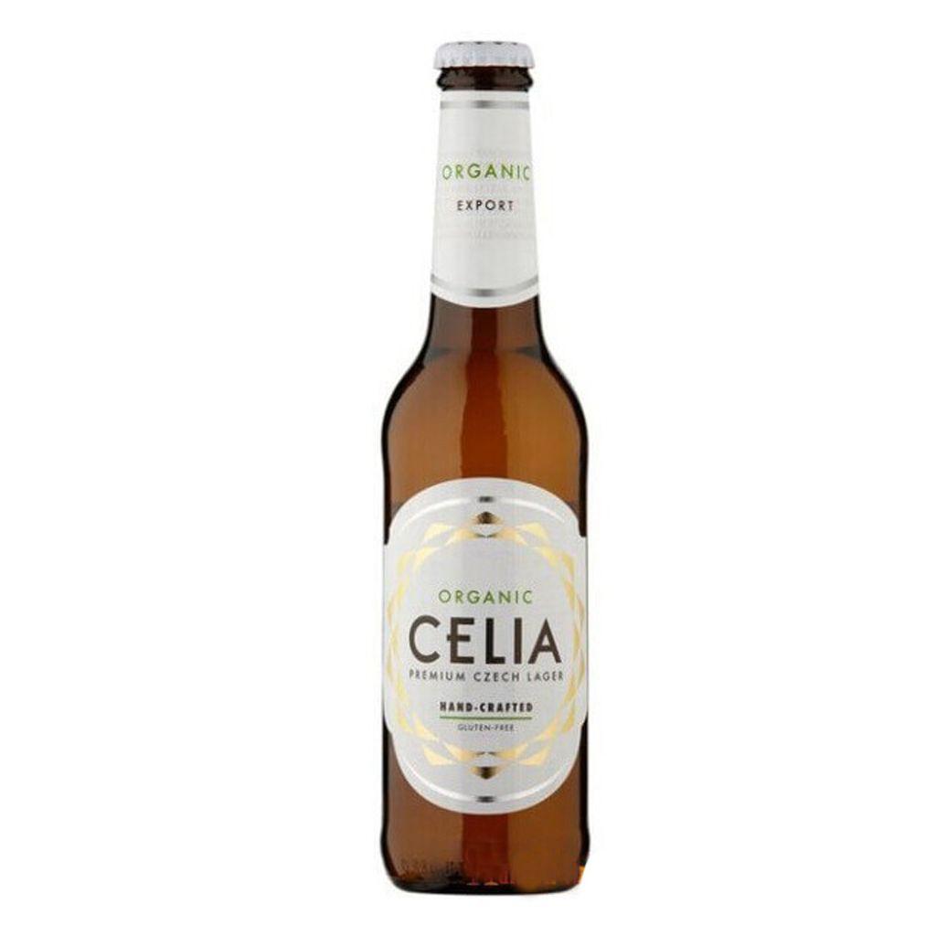 Cerveza Celia Organic