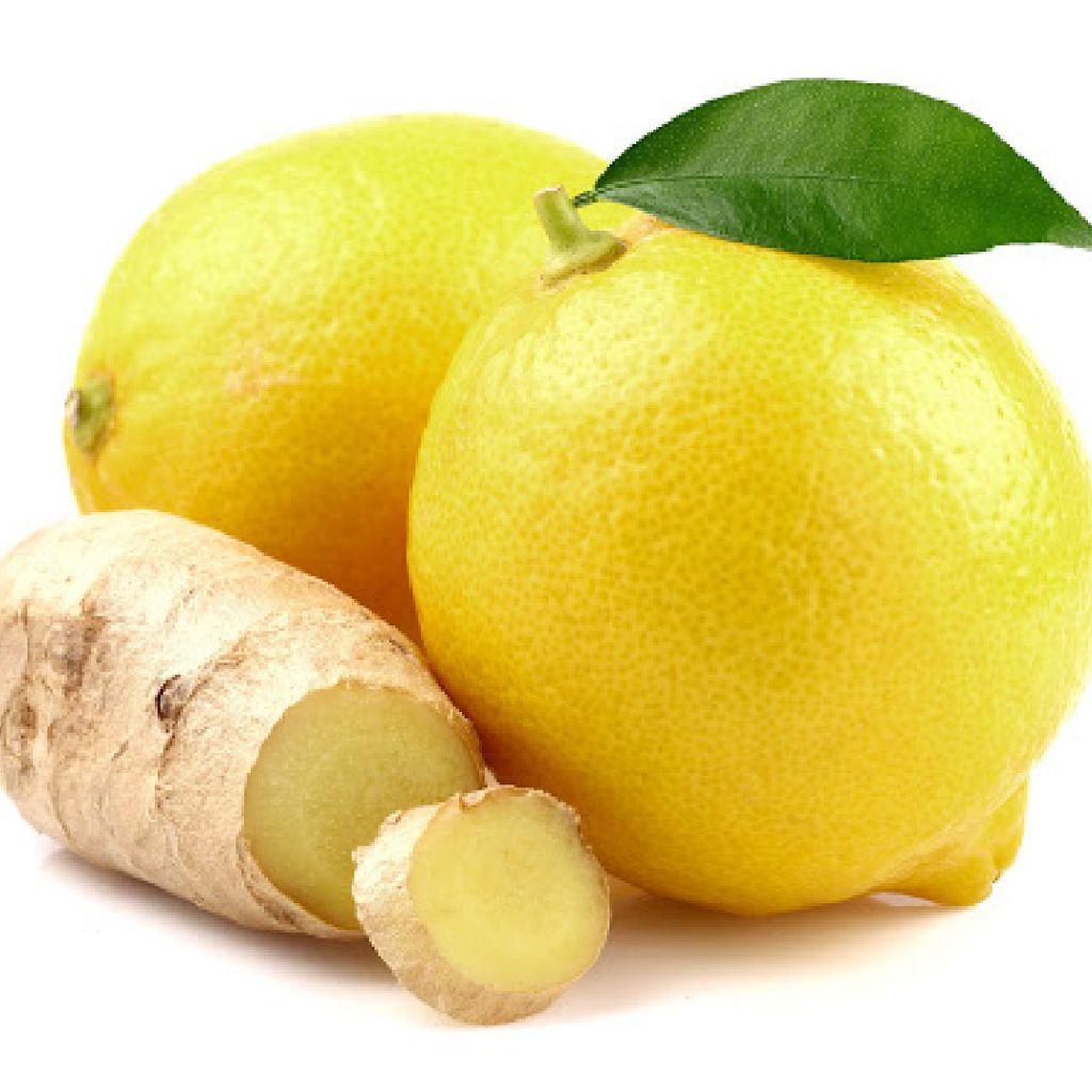 Citron gingembre