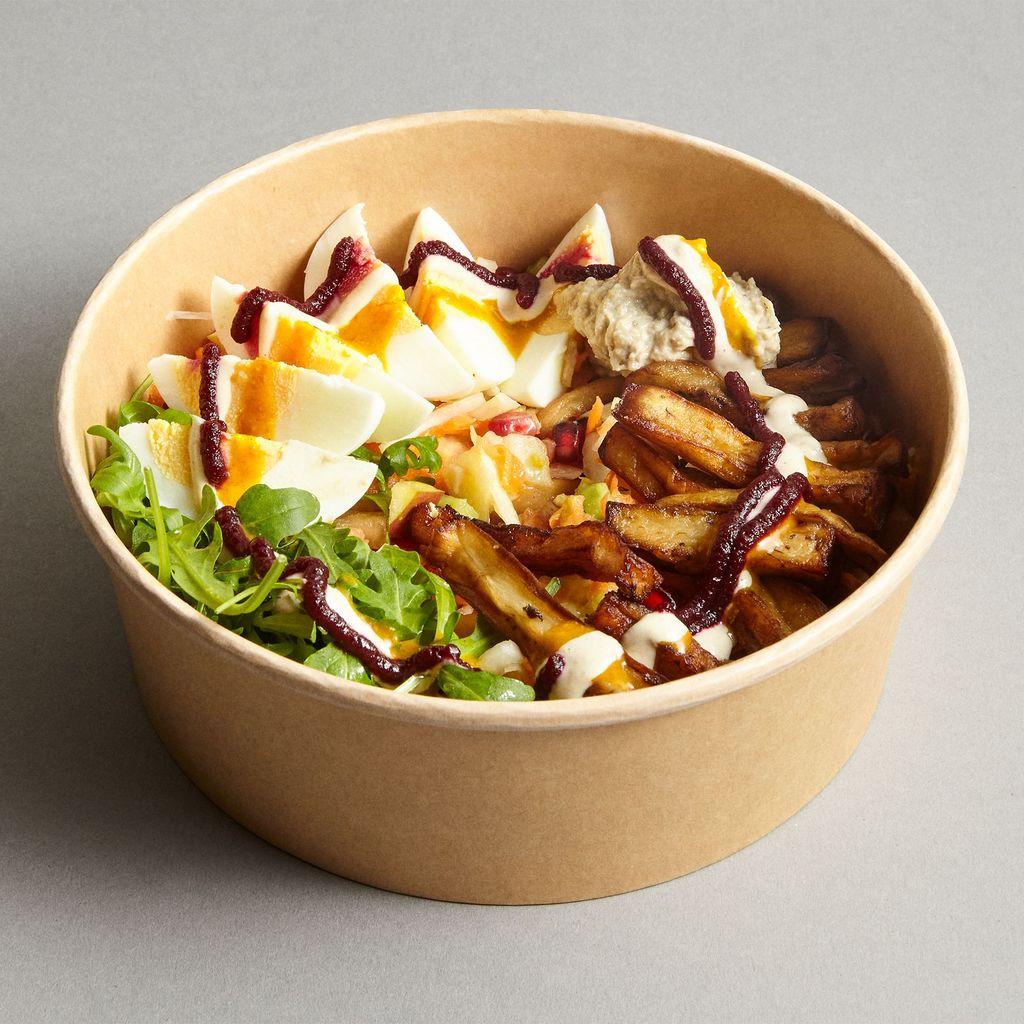 Sabih Big bowl