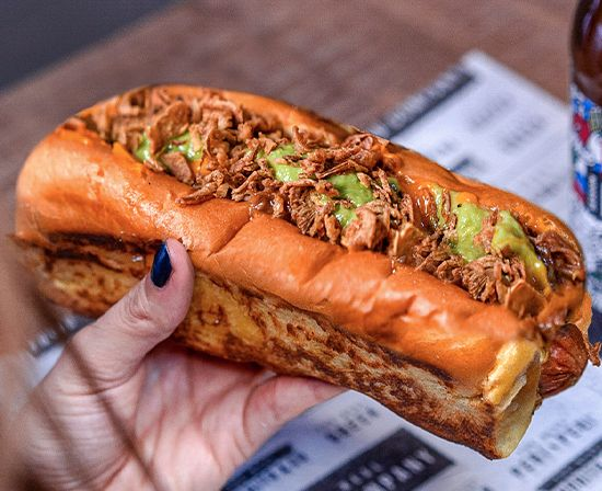 The Pulled Dog
