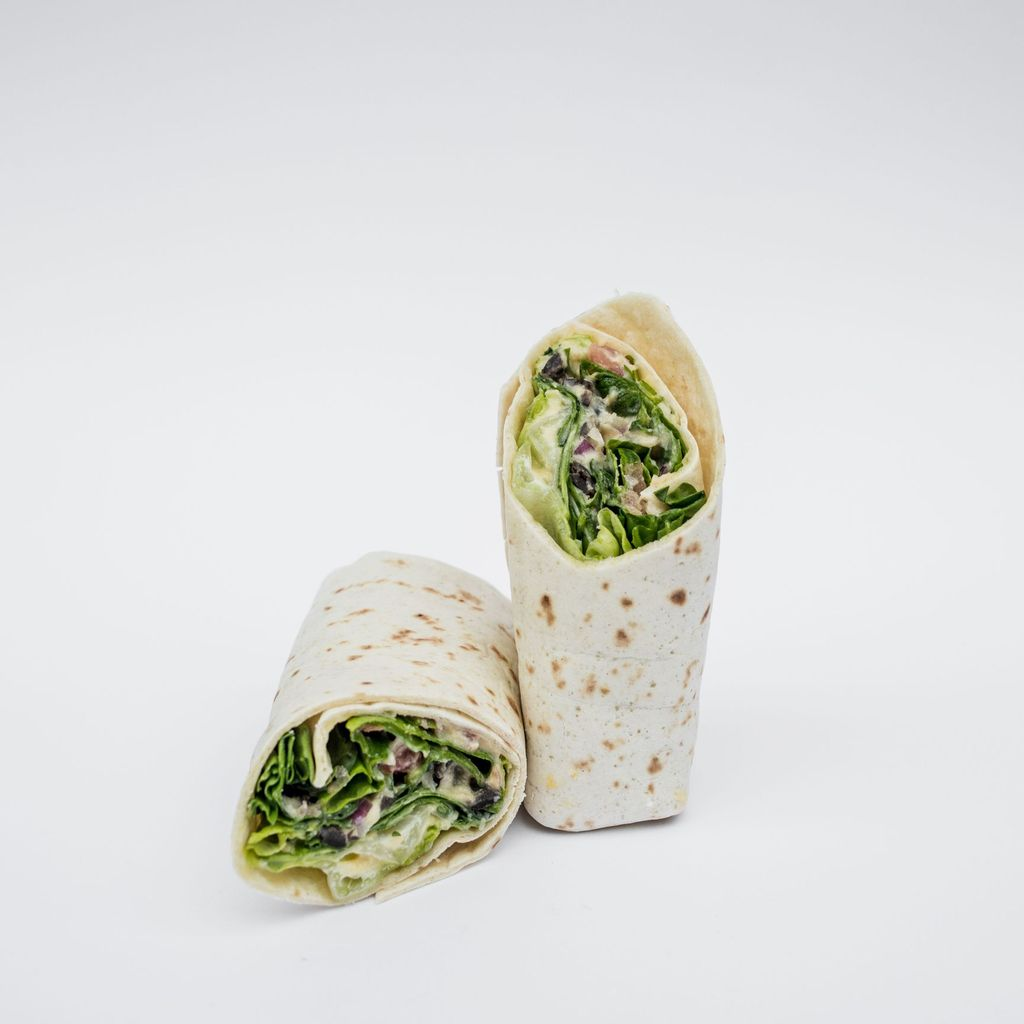 Wrap Hummus