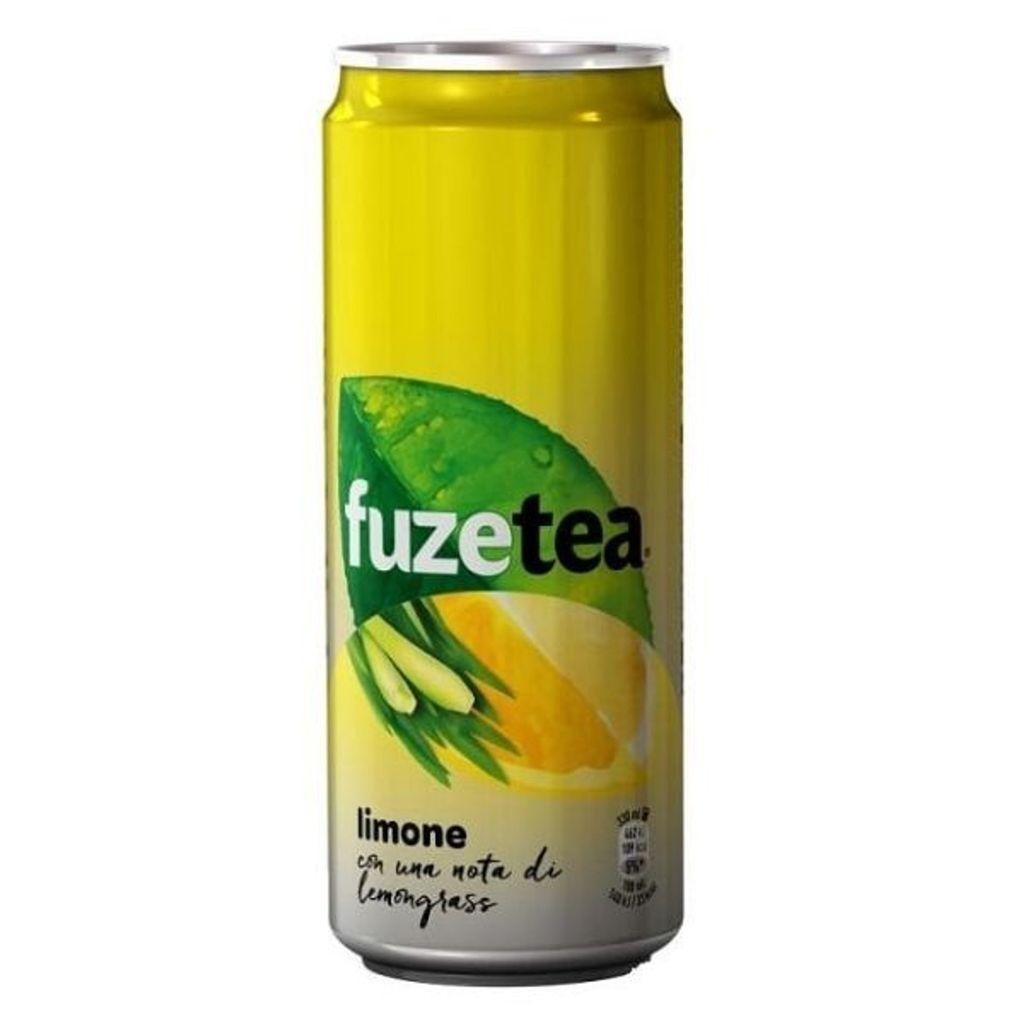 Thè al limone Fuze