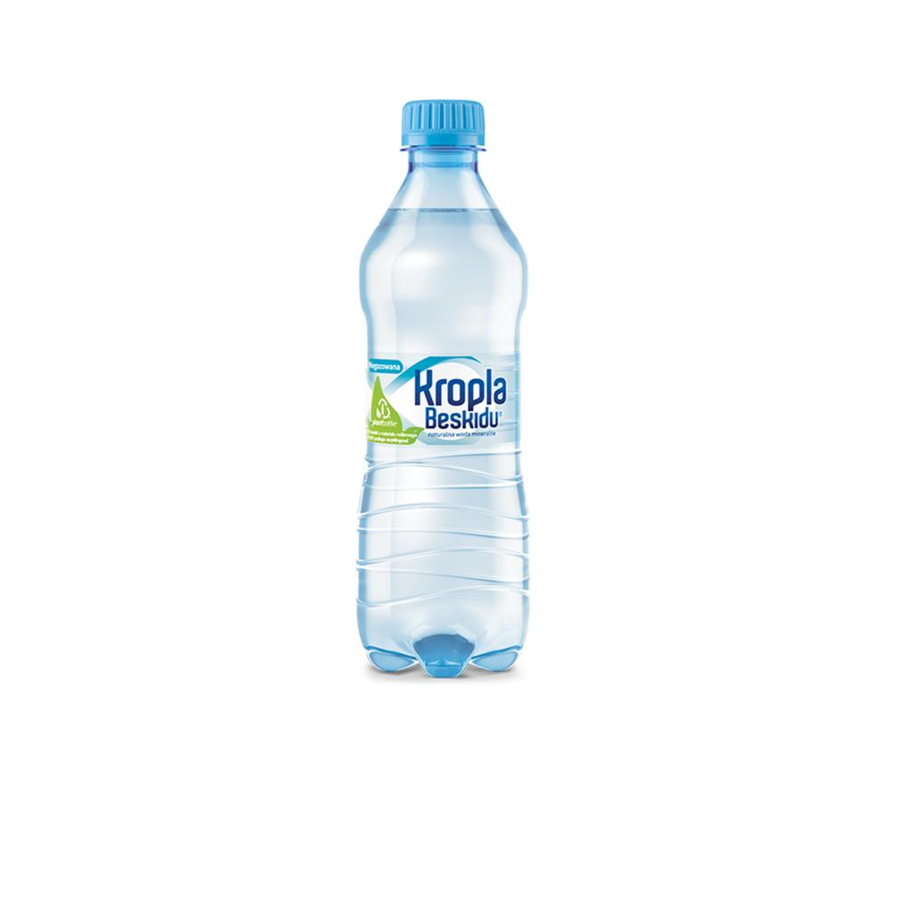 Butelka Wody Niegazowanej