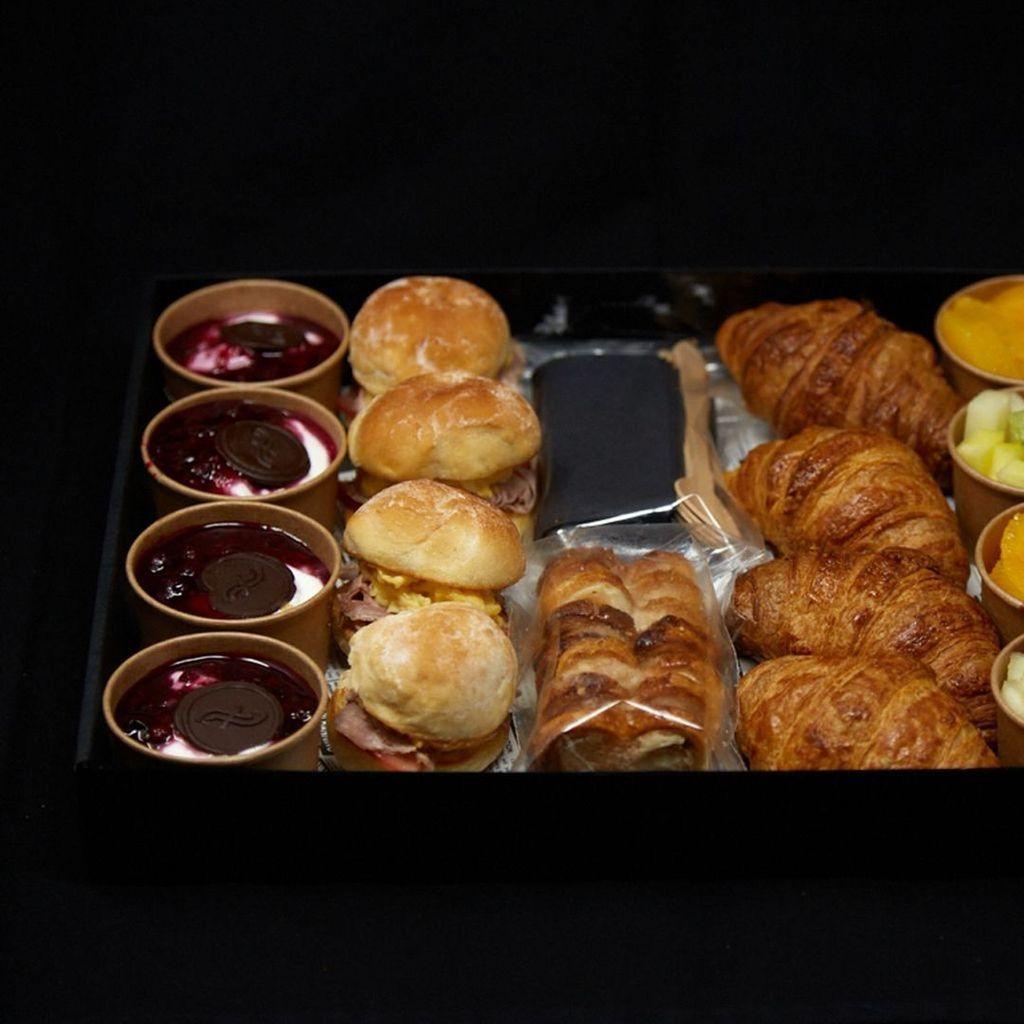 Breakfast Box para 4