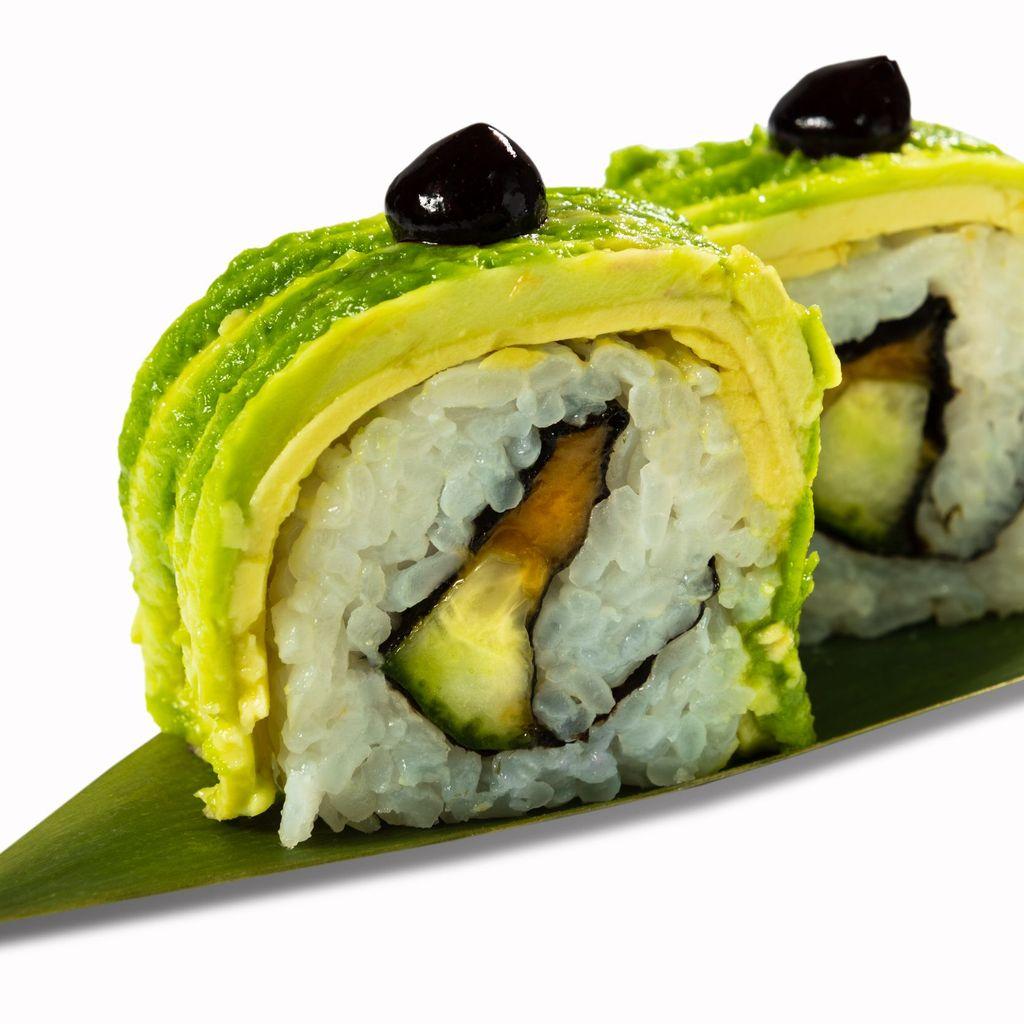 Veggie roll (8ud)