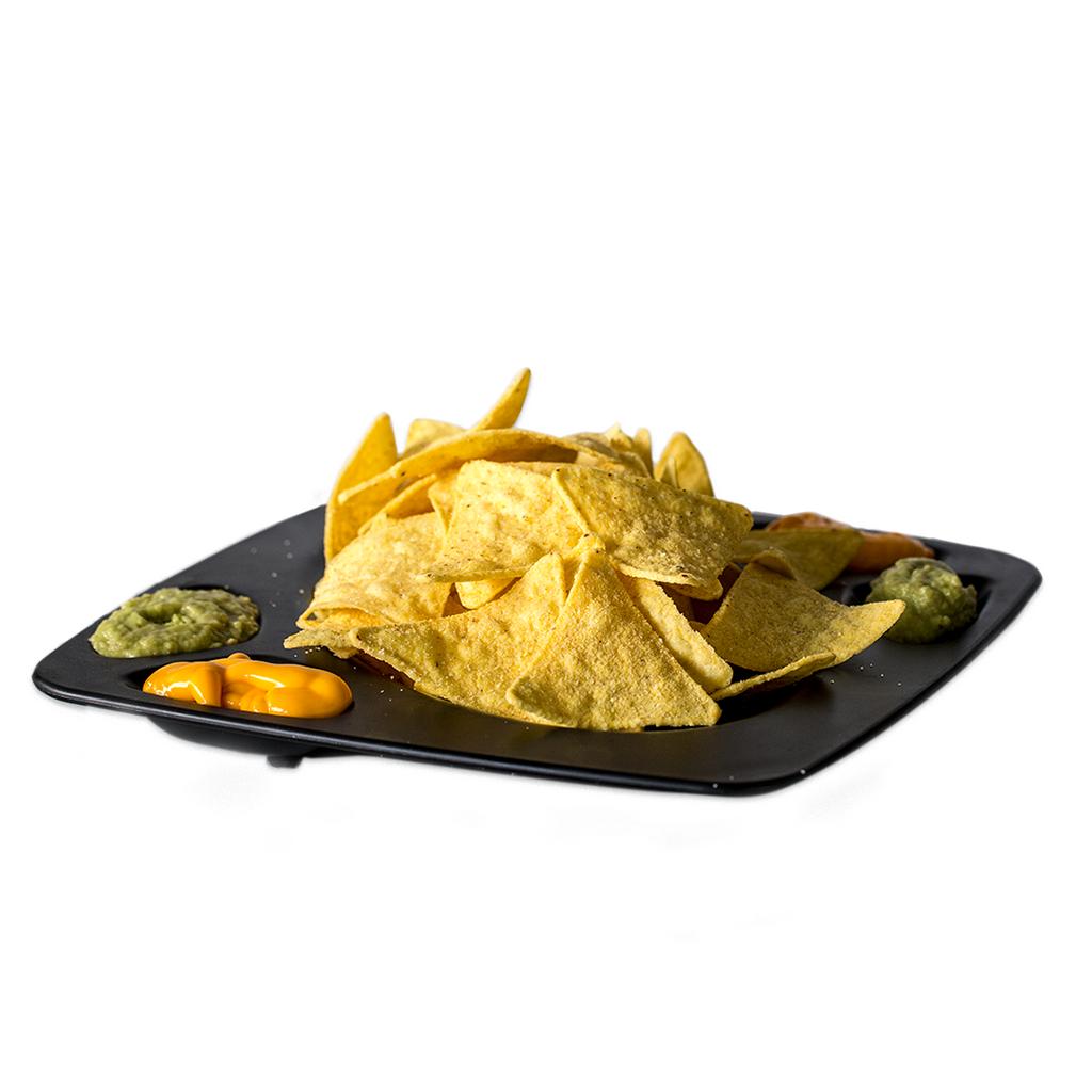 Nachos 2 Salsas