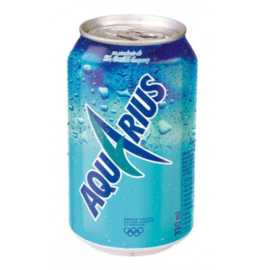 Aquarius 33 Centilitros