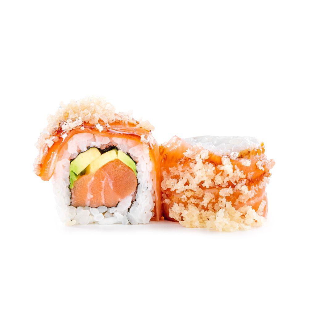 Crunch salmon