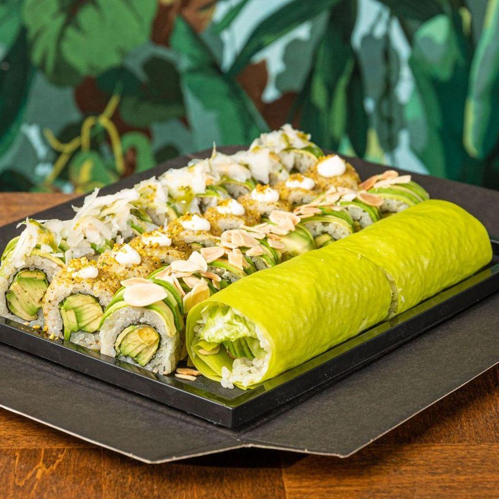 Green Box (24 PZ + 1 Burrito)