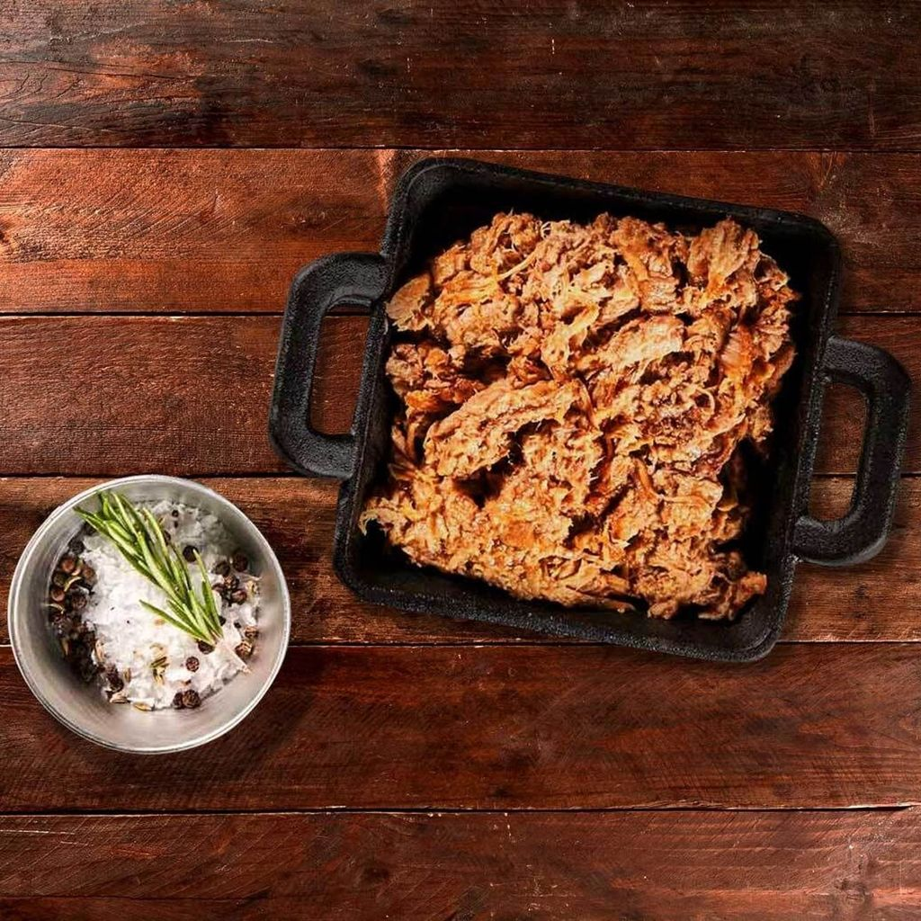 Roasted Pulled Pork