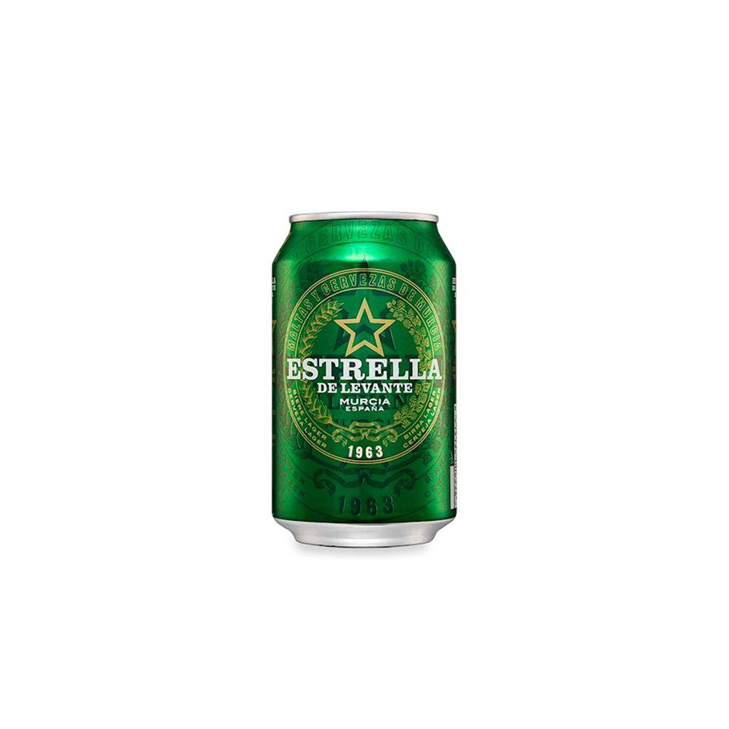 Cerveza Estrella Levante