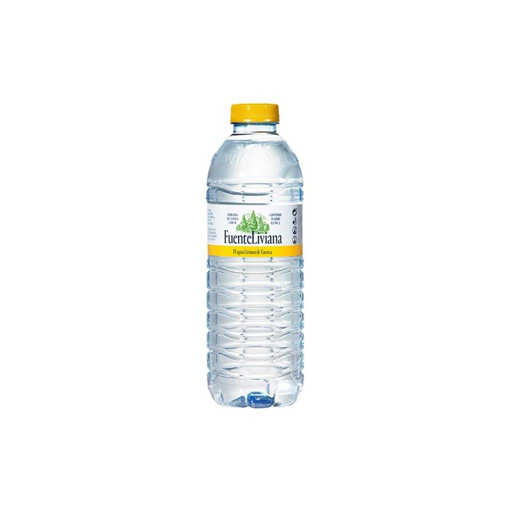 Agua 500ml