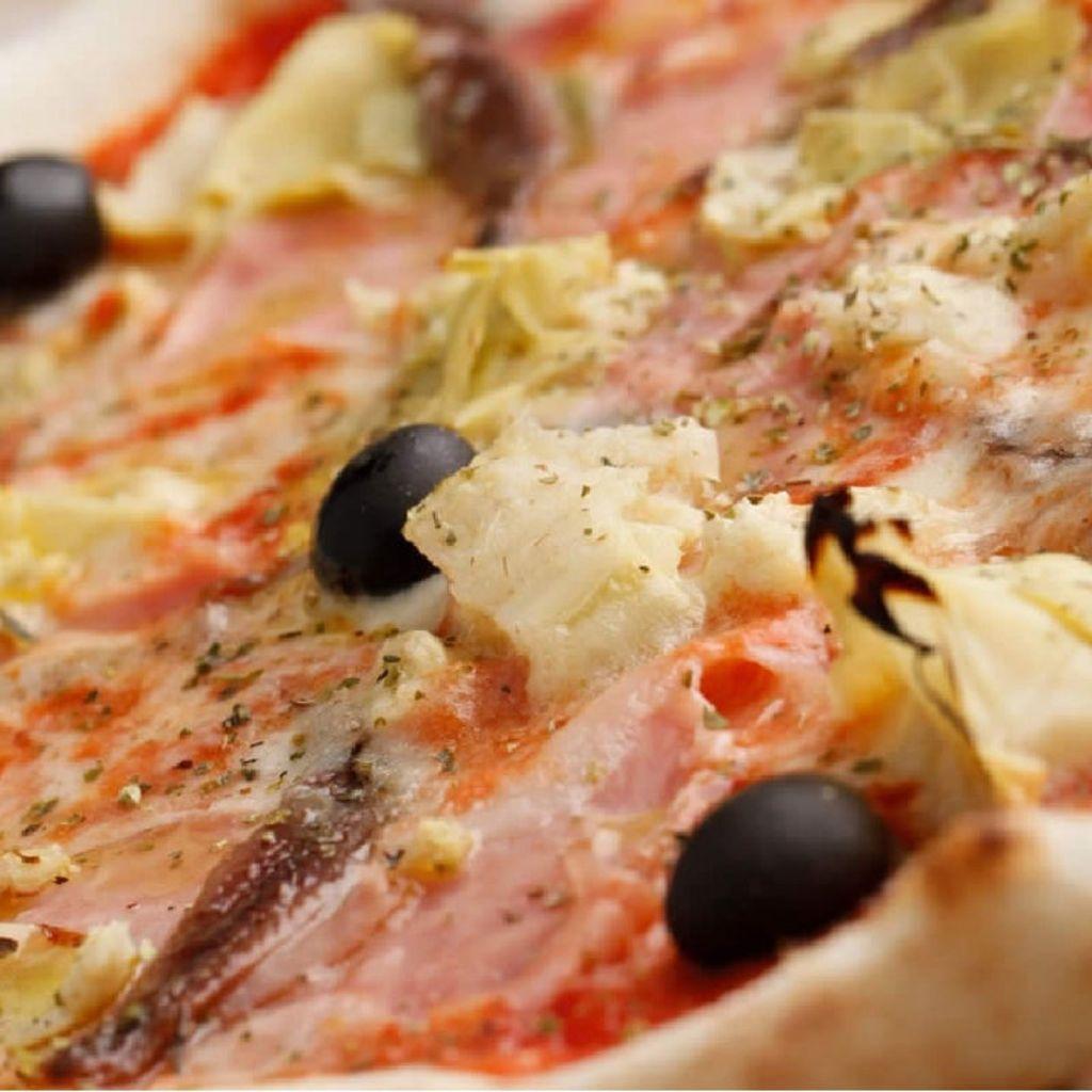 Pizza Infantil Capricciosa