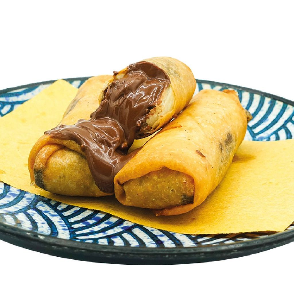 Springrolls Nutella (3pz)