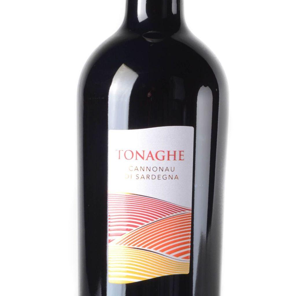 Cannonau di Sardegna DOC Tonaghe 75cl