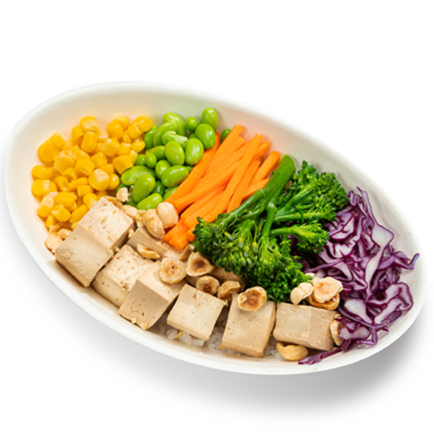 Veggie Poke (Tofu)