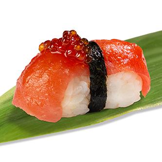 Tuna ponzu nigiri (1ud)