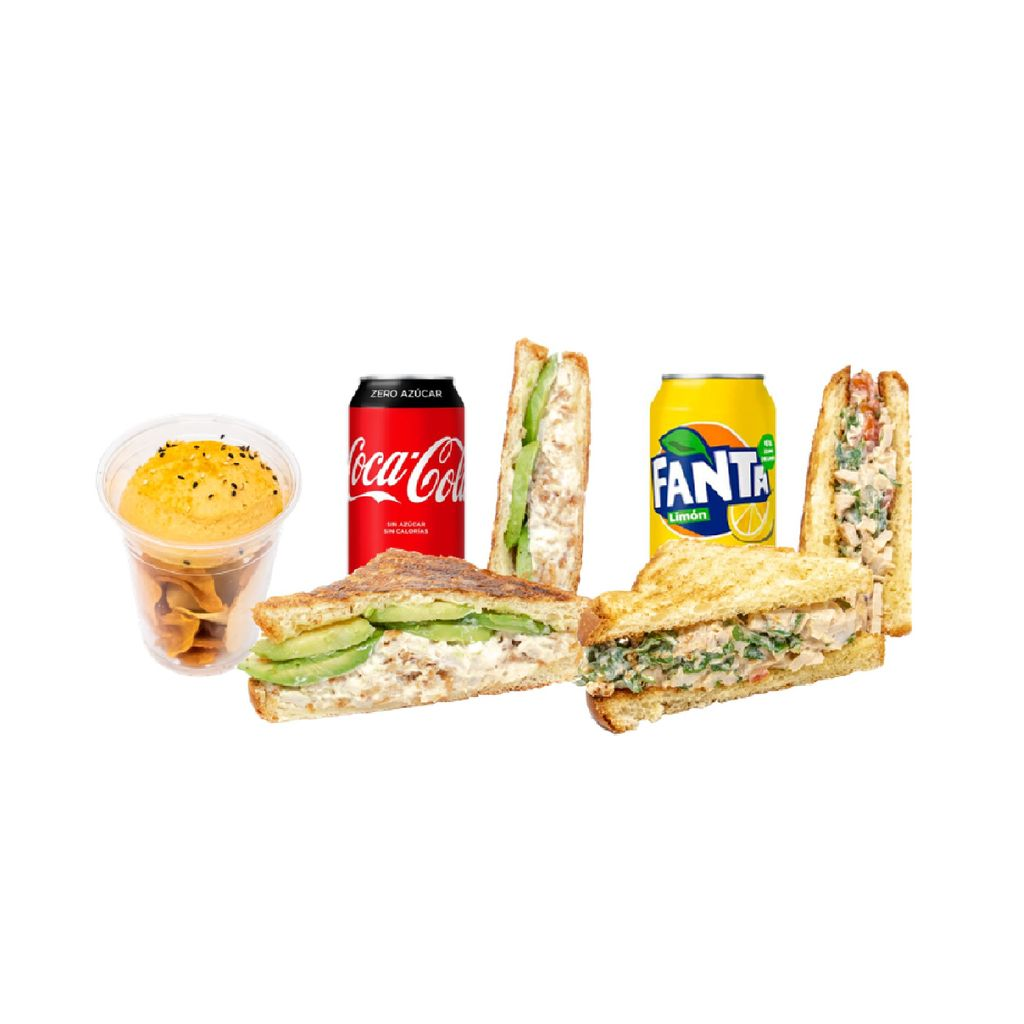 COMBO SANDWICH PARA 2