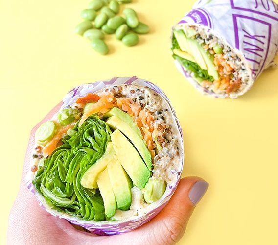 Crea tu Burrito