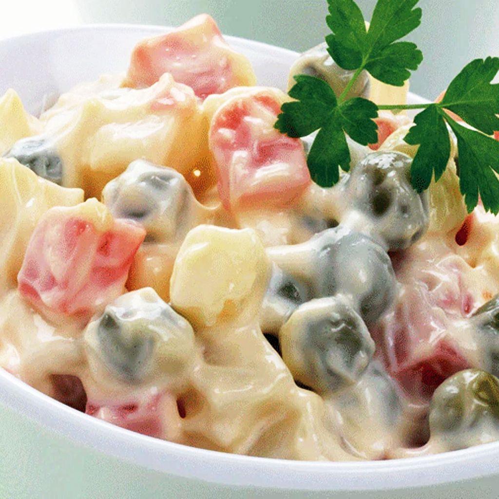 Ensaladilla Rusa   Russian salad