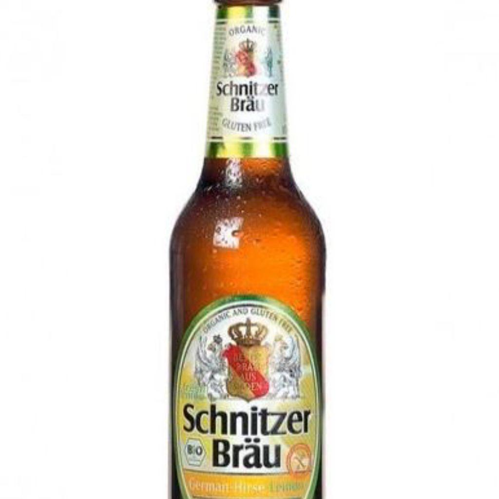 Cerveza Schnitzer Bräu Lemon Bio