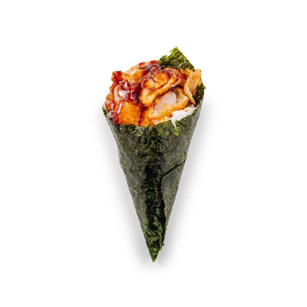 Temaki shrimp