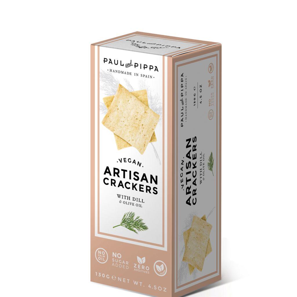 Crackers Eneldo