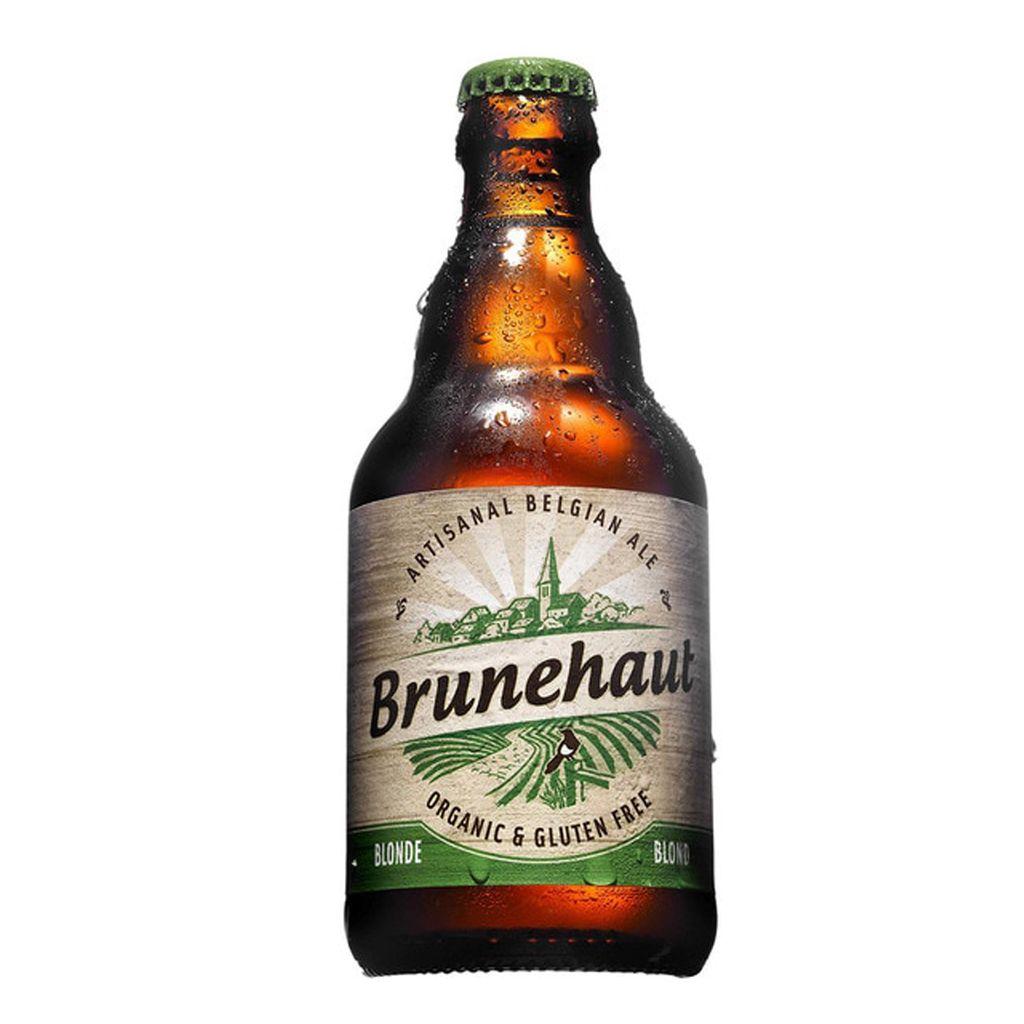 Cerveza Brunehaut Bio Blonde