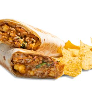 Burrito pastor