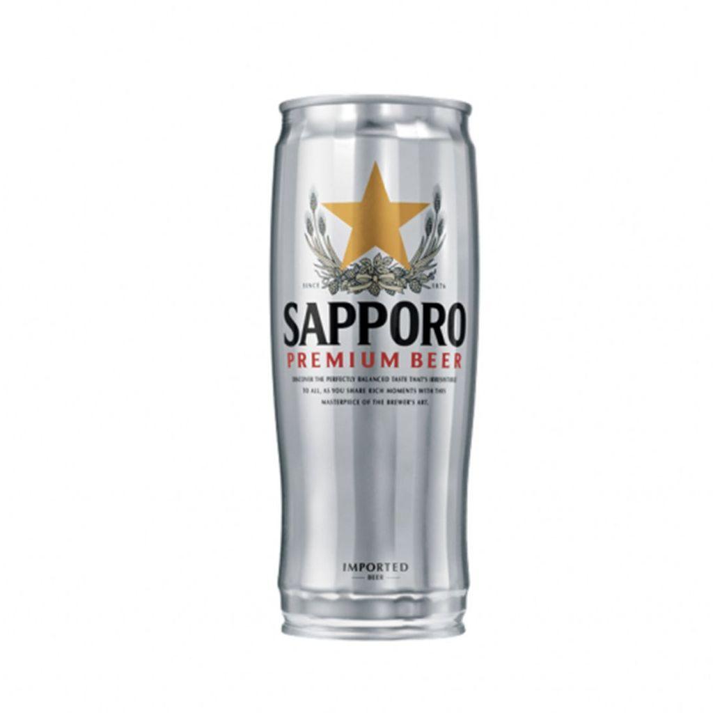 SAPPORO 0,65L