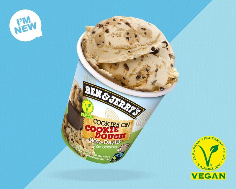 Vegan Cookie Dough (465ML)
