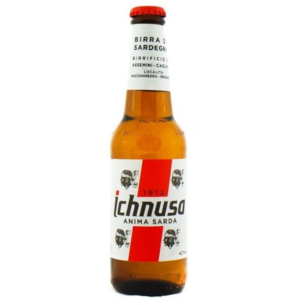 Birra Ichnusa Bionda